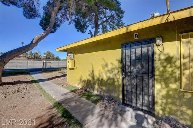 848 Sagman Street, Las Vegas, NV 89101 (MLS #2279409) :: Signature Real Estate Group