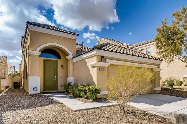 9137 Dorrell Lane, Las Vegas, NV 89149 (MLS #2279414) :: Kypreos Team