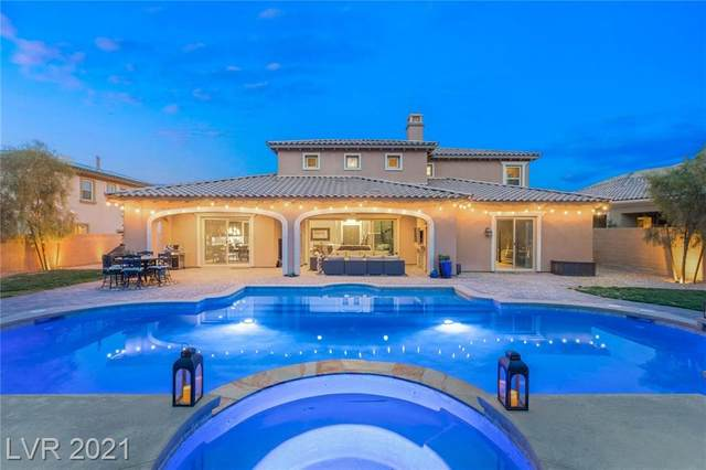 87 Grand Masters Drive, Las Vegas, NV 89141 (MLS #2279441) :: Billy OKeefe | Berkshire Hathaway HomeServices