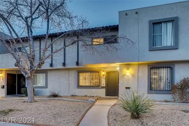6008 Carmen Boulevard, Las Vegas, NV 89108 (MLS #2279462) :: Jack Greenberg Group