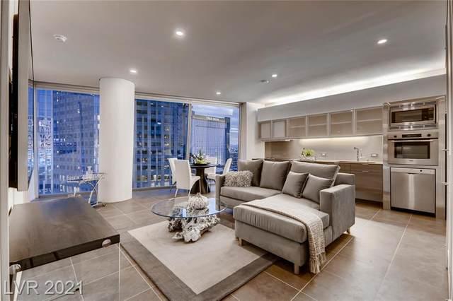 3722 Las Vegas Boulevard #1002, Las Vegas, NV 89158 (MLS #2279537) :: Signature Real Estate Group