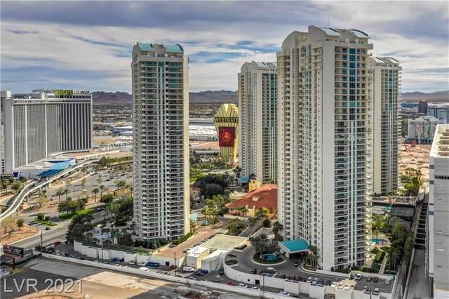 2747 Paradise Road #3103, Las Vegas, NV 89109 (MLS #2279549) :: Custom Fit Real Estate Group
