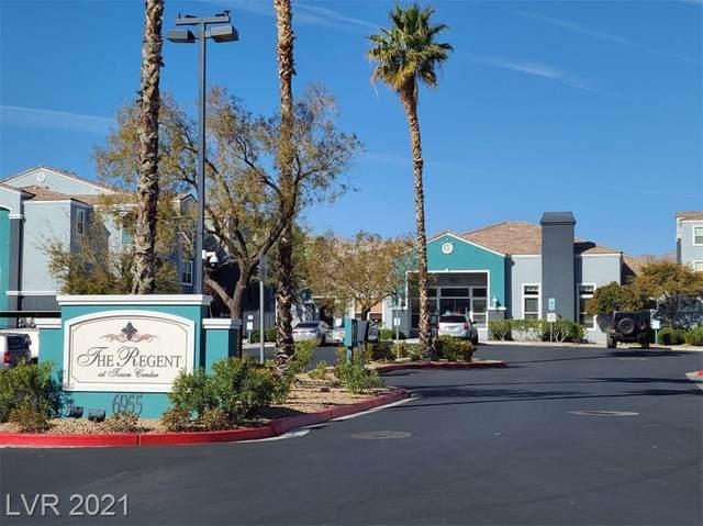 6955 N Durango Drive #1061, Las Vegas, NV 89149 (MLS #2279557) :: Signature Real Estate Group