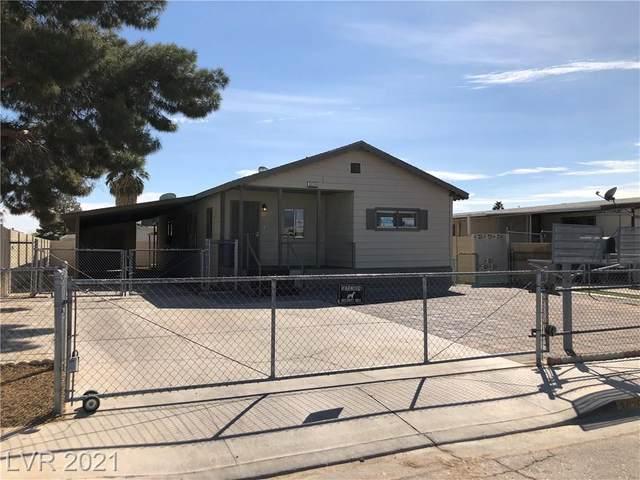 3029 Lillis Avenue, North Las Vegas, NV 89030 (MLS #2279586) :: Galindo Group Real Estate