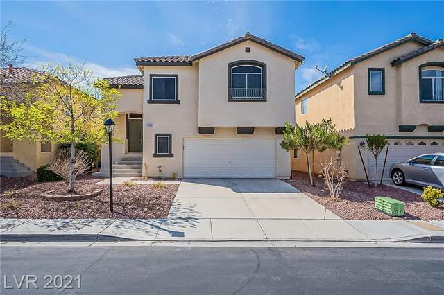 11129 Montagne Marron Boulevard, Las Vegas, NV 89141 (MLS #2279629) :: Signature Real Estate Group