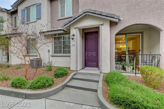 8454 Classique Avenue #104, Las Vegas, NV 89178 (MLS #2279693) :: Custom Fit Real Estate Group