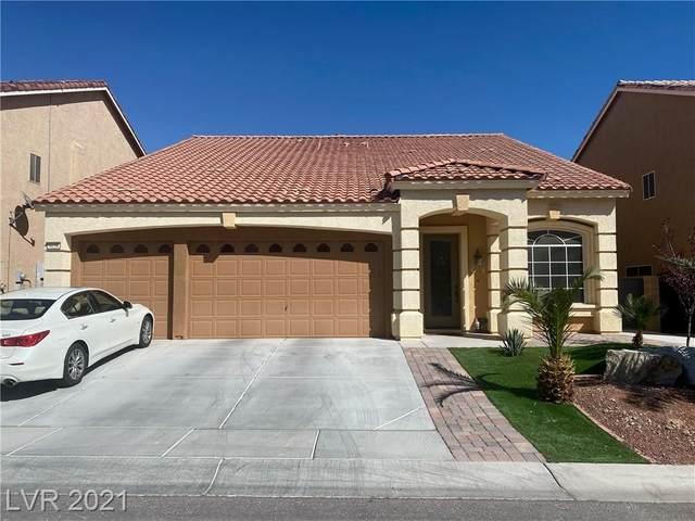 9658 Matanzas Creek Court, Las Vegas, NV 89139 (MLS #2279705) :: Signature Real Estate Group
