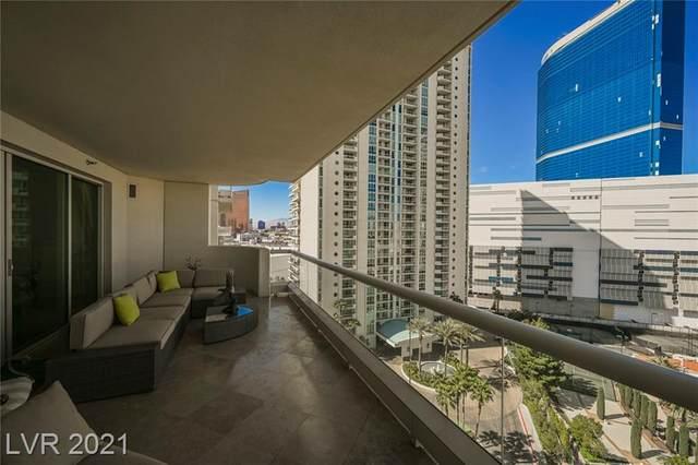 2857 Paradise Road #1404, Las Vegas, NV 89109 (MLS #2279727) :: Billy OKeefe | Berkshire Hathaway HomeServices