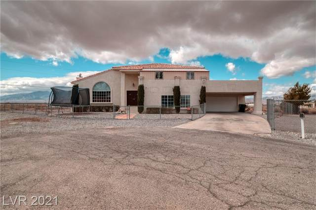 3490 Adobe Court, Pahrump, NV 89048 (MLS #2279771) :: The Perna Group