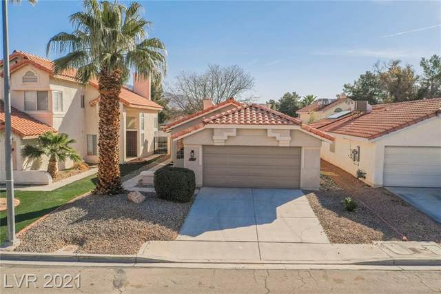 2672 Prairie Dunes Drive, Las Vegas, NV 89142 (MLS #2279790) :: Signature Real Estate Group