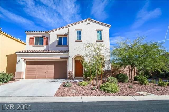 7918 Lost Ranger Peak Street, Las Vegas, NV 89166 (MLS #2279810) :: Signature Real Estate Group
