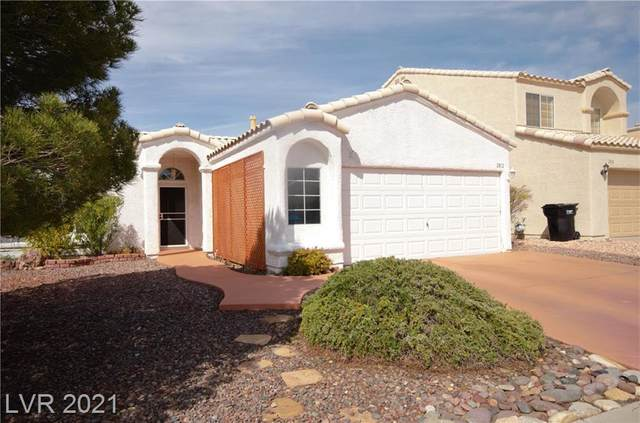 2812 Yorkshire Avenue, Henderson, NV 89074 (MLS #2279815) :: The Mark Wiley Group | Keller Williams Realty SW