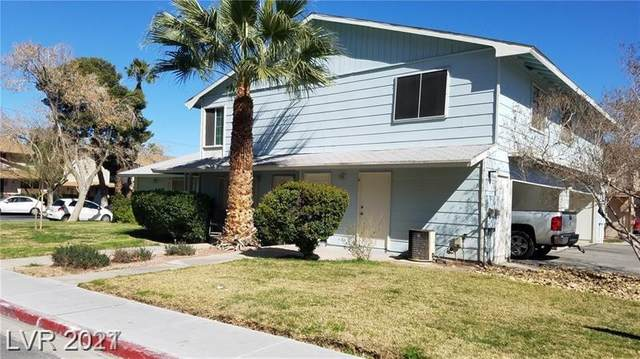 1307 Lorilyn Avenue #4, Las Vegas, NV 89119 (MLS #2279919) :: Vestuto Realty Group