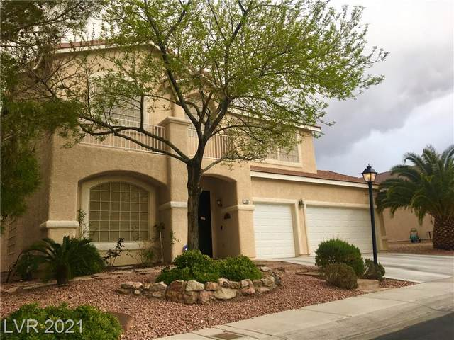 8308 Rustling Leaves Lane, Las Vegas, NV 89143 (MLS #2279958) :: Signature Real Estate Group