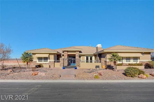 6258 Braided Romel Court, Las Vegas, NV 89131 (MLS #2279974) :: Vestuto Realty Group