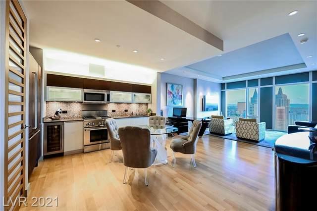 3750 Las Vegas Boulevard #3102, Las Vegas, NV 89158 (MLS #2279988) :: Signature Real Estate Group