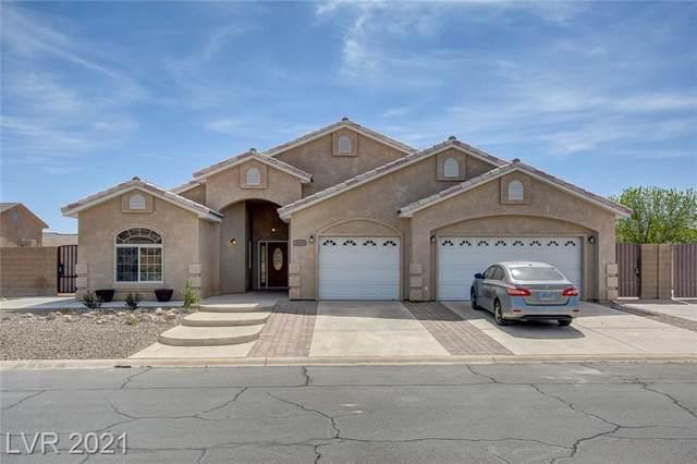 1417 Lake Valley Drive, Logandale, NV 89021 (MLS #2279993) :: Team Michele Dugan