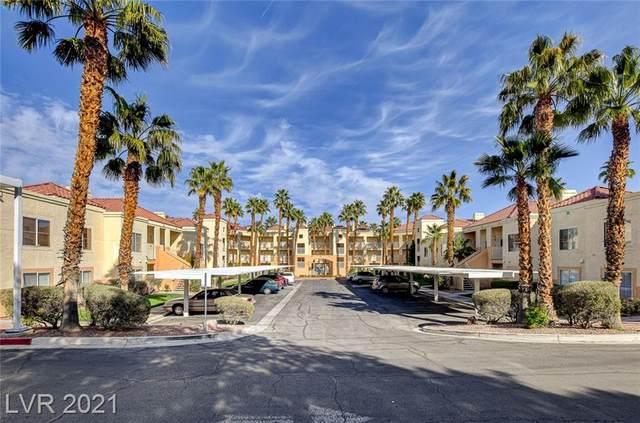 5000 Red Rock Street #214, Las Vegas, NV 89118 (MLS #2280031) :: Signature Real Estate Group