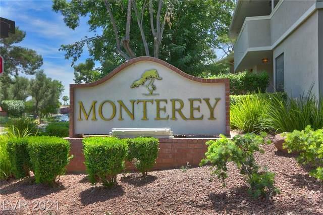 668 Oakmont Avenue #1716, Las Vegas, NV 89109 (MLS #2280035) :: Signature Real Estate Group