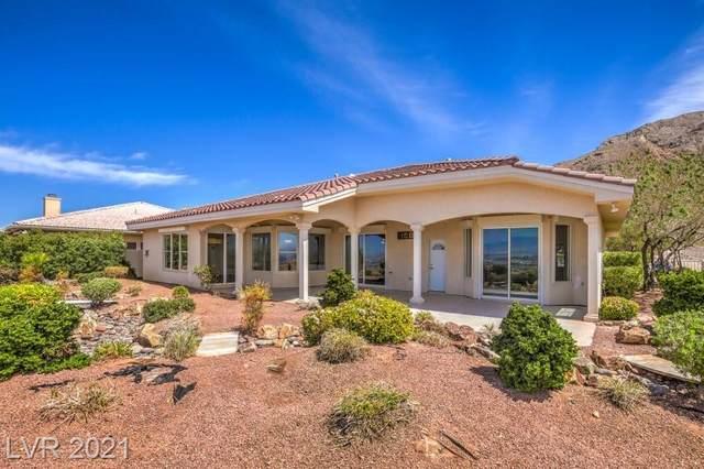 1841 Claudine Drive, Las Vegas, NV 89156 (MLS #2280037) :: Signature Real Estate Group