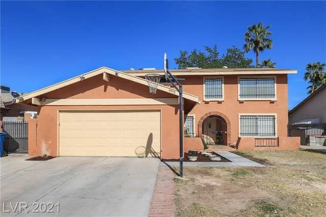 4992 Long View Drive, Las Vegas, NV 89120 (MLS #2280111) :: The Shear Team