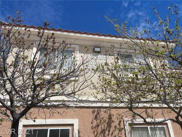 10500 Pine Pointe Avenue #203, Las Vegas, NV 89144 (MLS #2280122) :: Signature Real Estate Group