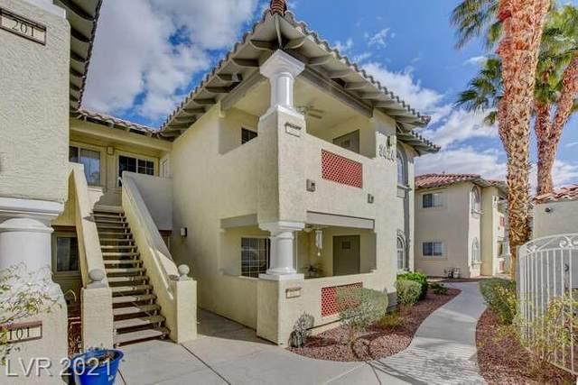 3424 Winterhaven Street #202, Las Vegas, NV 89108 (MLS #2280124) :: Signature Real Estate Group