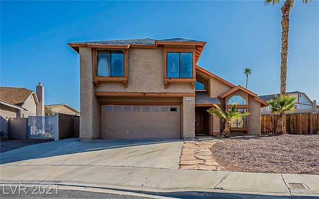 930 Anchor Drive, Henderson, NV 89015 (MLS #2280144) :: Jeffrey Sabel