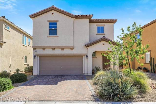 996 Via Stellato Street, Henderson, NV 89011 (MLS #2280148) :: Vestuto Realty Group