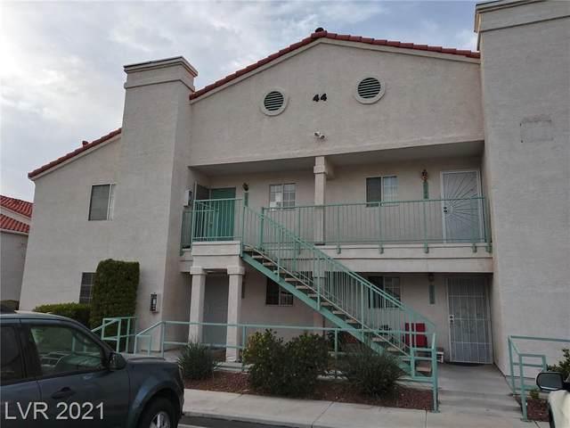 2725 Nellis Boulevard #2045, Las Vegas, NV 89121 (MLS #2280152) :: Jeffrey Sabel