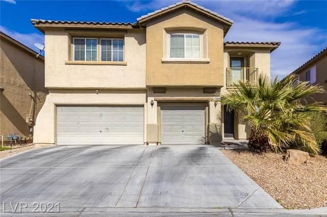 3566 Tundra Swan Street, Las Vegas, NV 89122 (MLS #2280153) :: Billy OKeefe | Berkshire Hathaway HomeServices