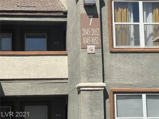 555 Silverado Ranch Boulevard #1052, Las Vegas, NV 89183 (MLS #2280154) :: Signature Real Estate Group