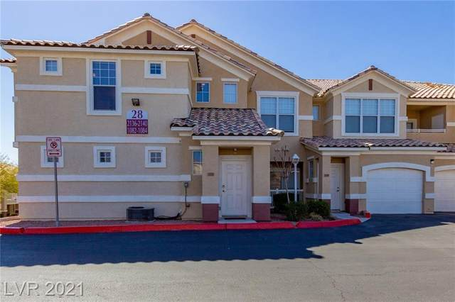 5855 Valley Drive #2138, North Las Vegas, NV 89031 (MLS #2280159) :: ERA Brokers Consolidated / Sherman Group