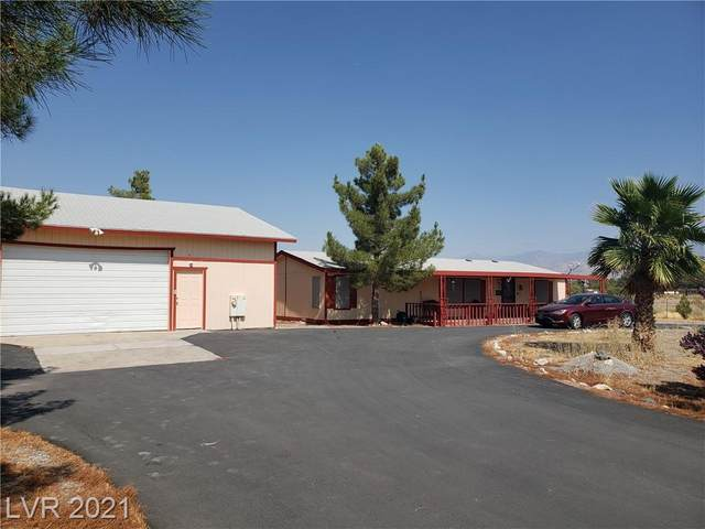 1230 Cash Avenue, Pahrump, NV 89048 (MLS #2280199) :: Jack Greenberg Group