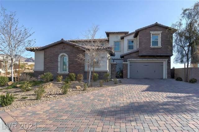 396 Venticello Drive, Las Vegas, NV 89138 (MLS #2280205) :: Billy OKeefe | Berkshire Hathaway HomeServices