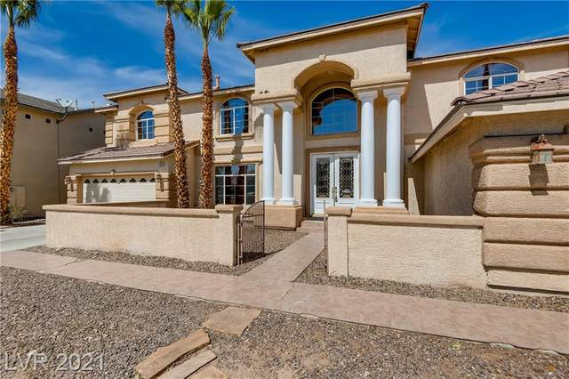358 Whispering Tree Avenue, Las Vegas, NV 89183 (MLS #2280255) :: Jeffrey Sabel