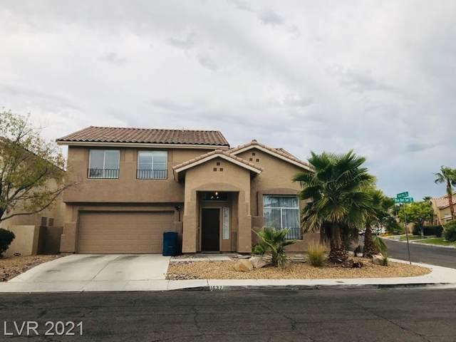 1637 Dia Del Sol Way, Las Vegas, NV 89128 (MLS #2280256) :: Jeffrey Sabel