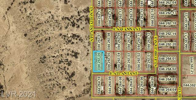 5901 Plantation Street, Pahrump, NV 89048 (MLS #2280267) :: Vestuto Realty Group