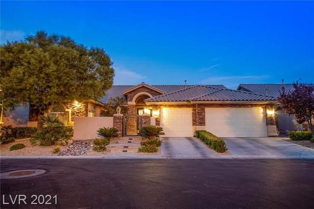 10618 San Sicily Street, Las Vegas, NV 89141 (MLS #2280304) :: Signature Real Estate Group