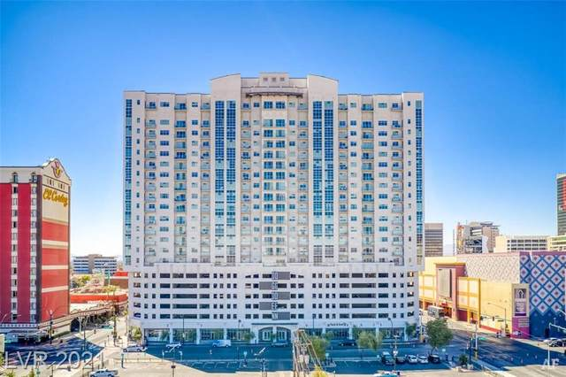 150 Las Vegas Boulevard #818, Las Vegas, NV 89101 (MLS #2280307) :: Signature Real Estate Group