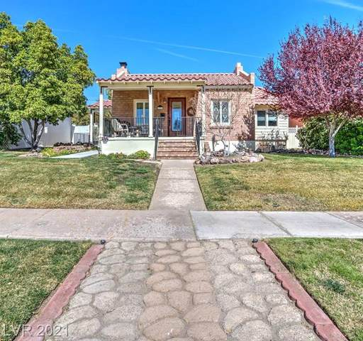 1324 Colorado Street, Boulder City, NV 89005 (MLS #2280363) :: Jeffrey Sabel
