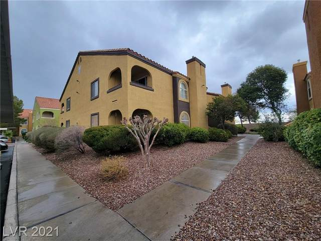 7950 Flamingo Road #2058, Las Vegas, NV 89147 (MLS #2280374) :: Vestuto Realty Group