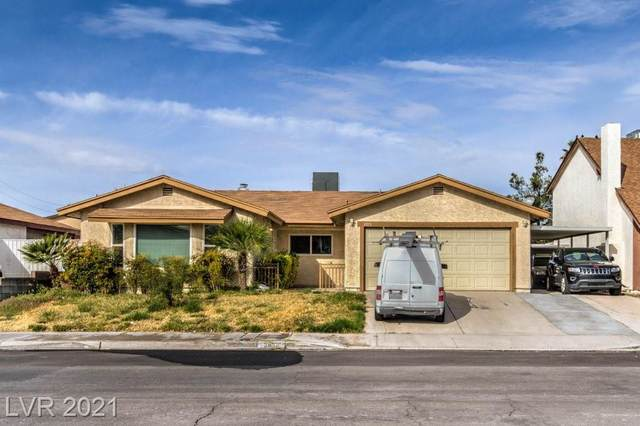 3973 Redwood Street, Las Vegas, NV 89103 (MLS #2280424) :: Custom Fit Real Estate Group