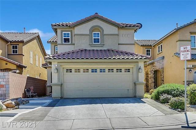 59 Dark Creek Avenue, Las Vegas, NV 89183 (MLS #2280426) :: Signature Real Estate Group