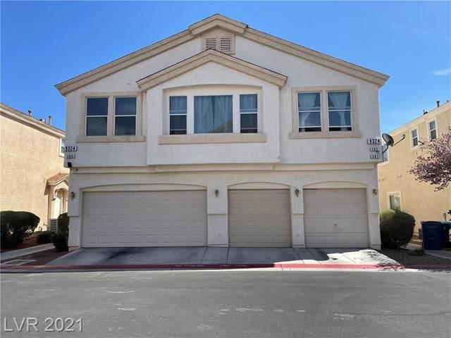 9324 Indian Corn Court #101, Las Vegas, NV 89178 (MLS #2280456) :: Signature Real Estate Group