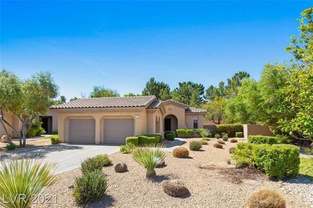 9 Fountainhead Circle, Henderson, NV 89052 (MLS #2280474) :: Lindstrom Radcliffe Group