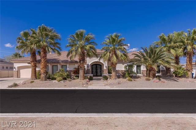 3728 Caesars Circle, Las Vegas, NV 89120 (MLS #2280504) :: The Perna Group