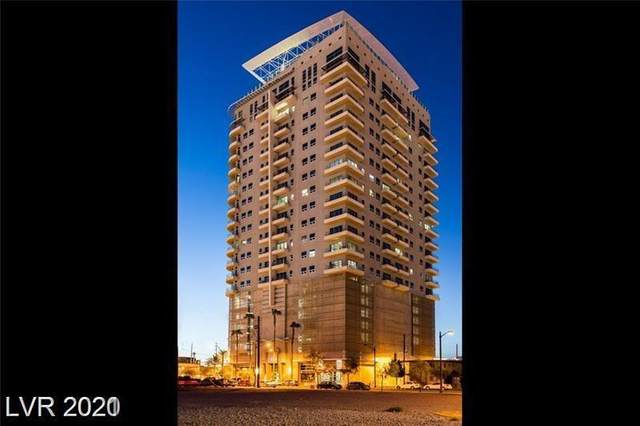 200 Hoover Avenue #1809, Las Vegas, NV 89101 (MLS #2280507) :: Billy OKeefe | Berkshire Hathaway HomeServices