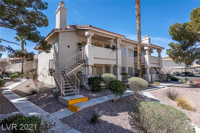948 Falconhead Lane #102, Las Vegas, NV 89128 (MLS #2280512) :: Custom Fit Real Estate Group
