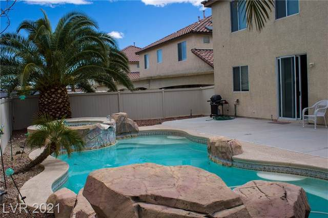 1006 Dawn Valley Drive, North Las Vegas, NV 89031 (MLS #2280597) :: Team Michele Dugan